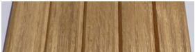 Akát (agát) - hrubá drážka (možnost zafrézování boční drážky na iclip systém) - 20 x 90 x 4000 mm (AKÁT - cinkované provedení)